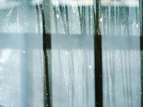 Quand on juge la vie à travers des vitres sales...
