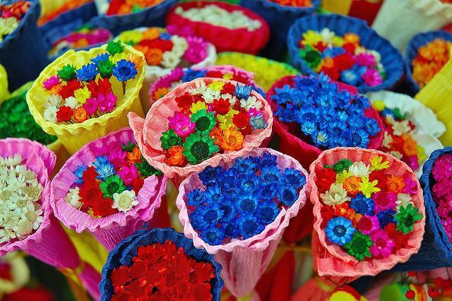 Les couleurs ont une influence sur votre humeur