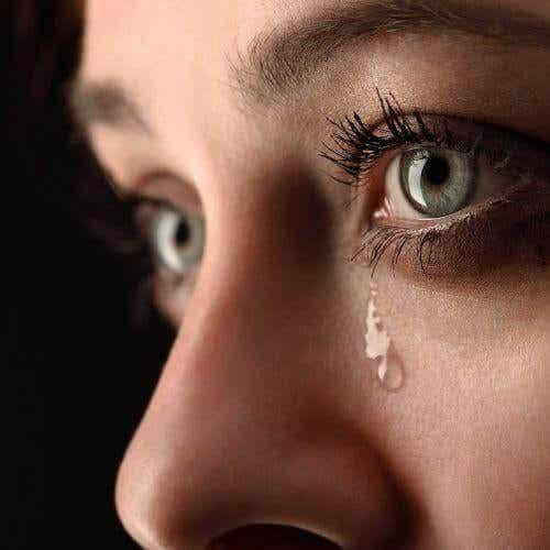 Quand l'âme a besoin de pleurer
