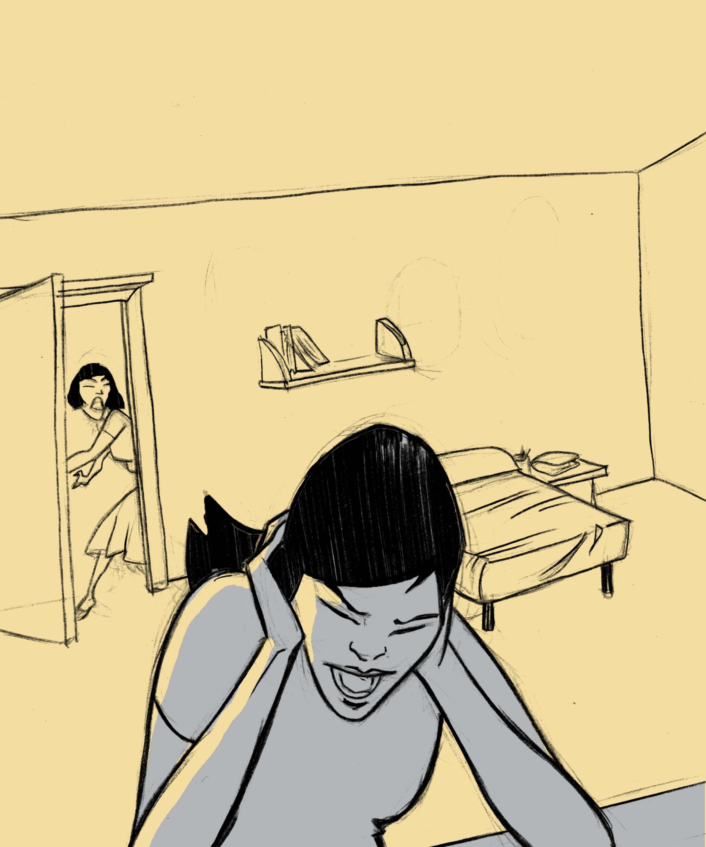 Le manque de défense appris, ou comment s'habituer à la maltraitance