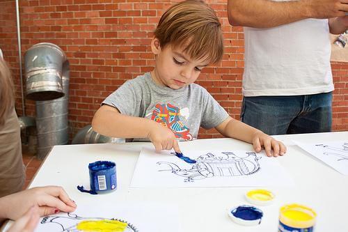 Stimulez la créativité de vos enfants