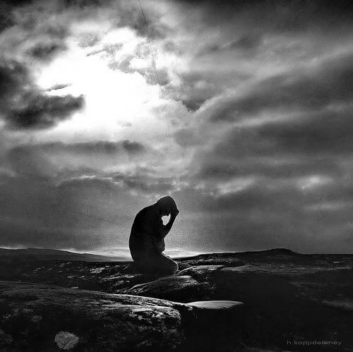 Le deuil, c'est douloureux