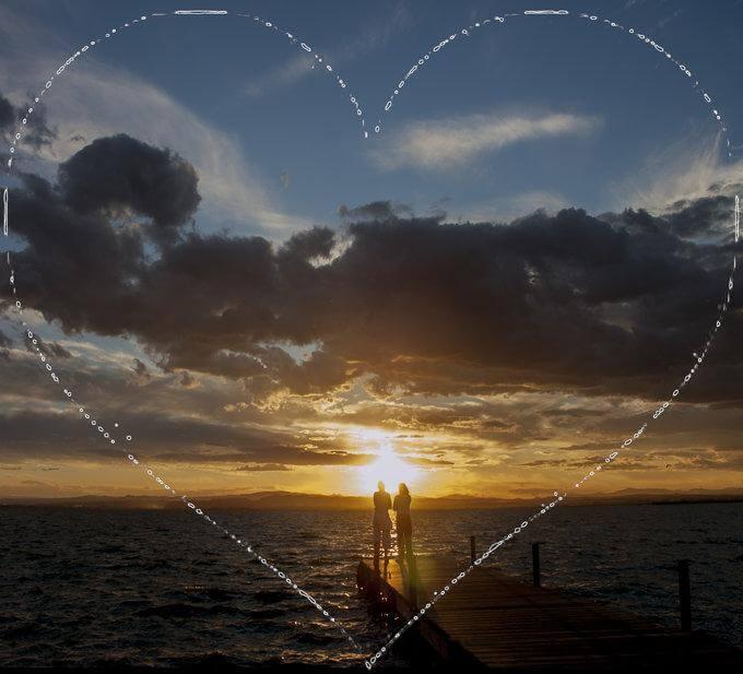De surprenantes découvertes sur l'amour