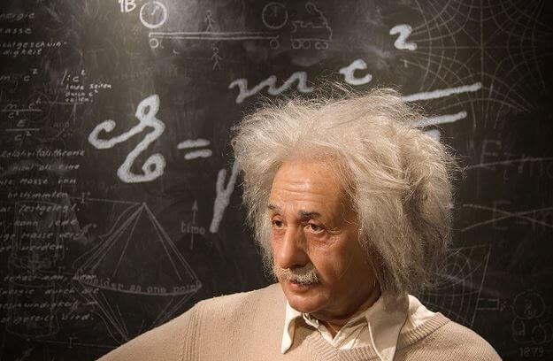 La sagesse d'Albert Einstein