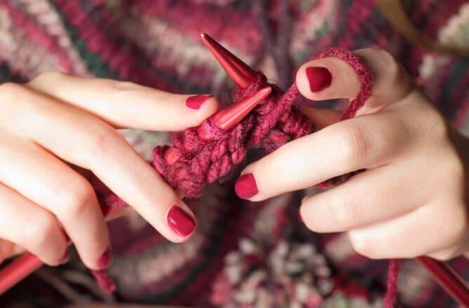 7 avantages à tricoter pour votre santé