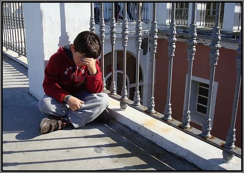 Les enfants souffrent de la séparation de leurs parents