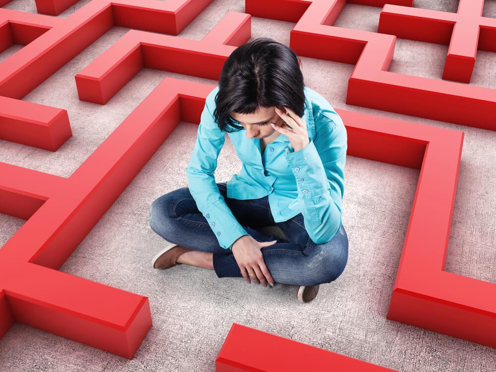 Patrons de pensées qui provoquent du stress et de l'anxiété