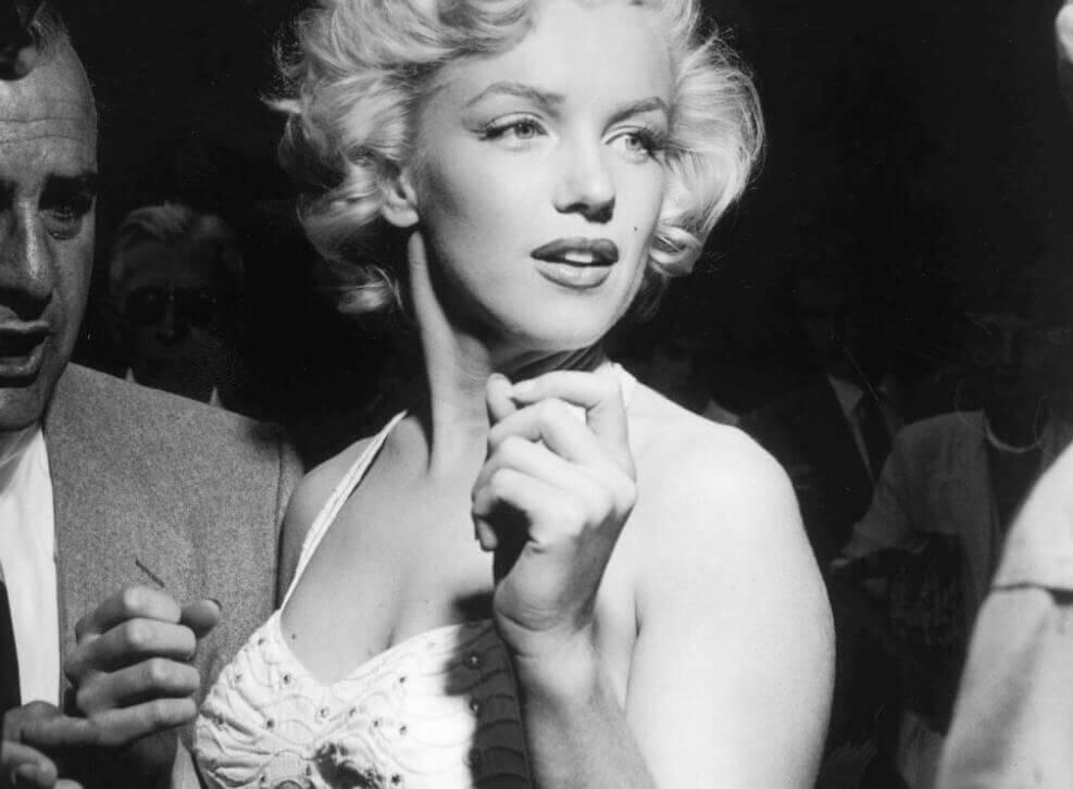 10 phrases de Marilyn Monroe qui font réfléchir