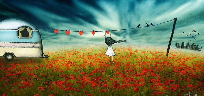 L'amour ne se gaspille jamais, même si on ne vous le rend pas comme vous le méritez ou comme vous le voudriez
