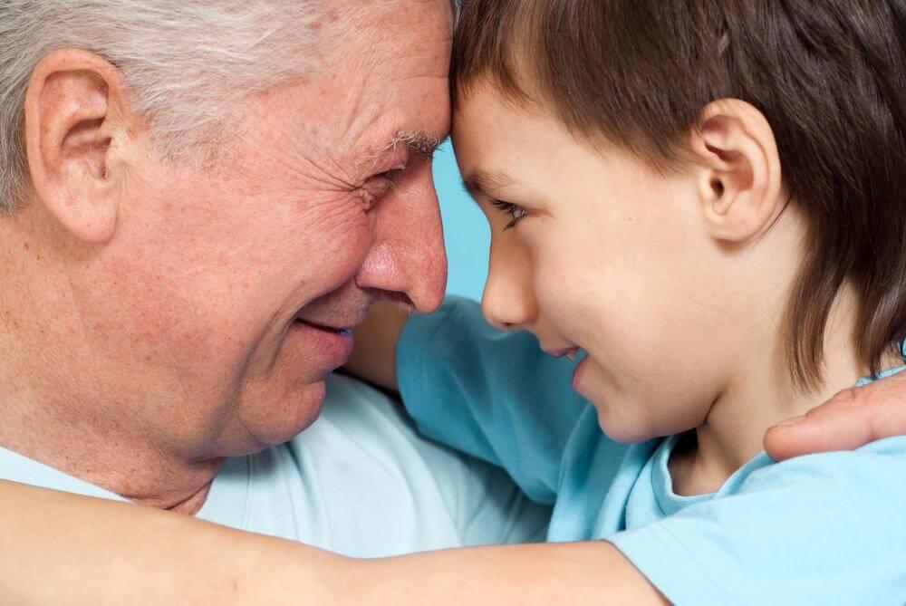 Nos grands-parents, ces chers amis