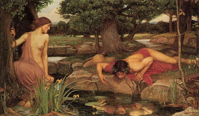 Narcisse, l'histoire d'un égotique invétéré