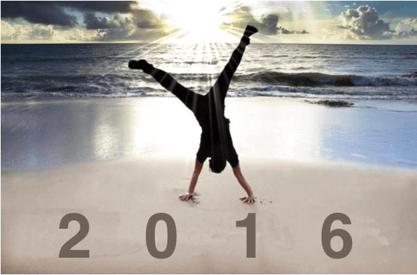 Bien commencer la nouvelle année