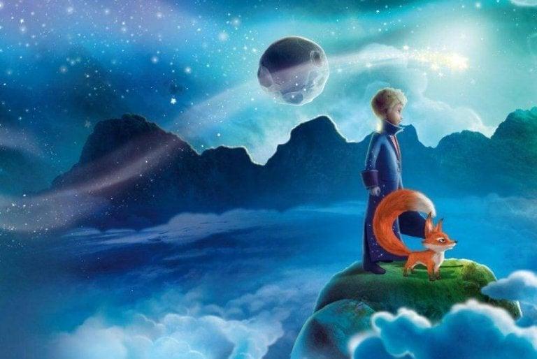 5 magnifiques phrases du Petit Prince