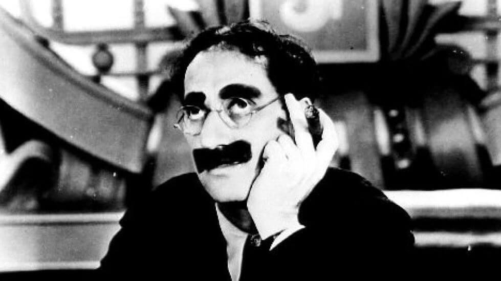 Les meilleures citations de Groucho Marx