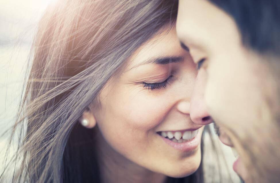 L'intimité est la base du couple