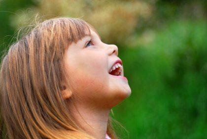 enfant-rire