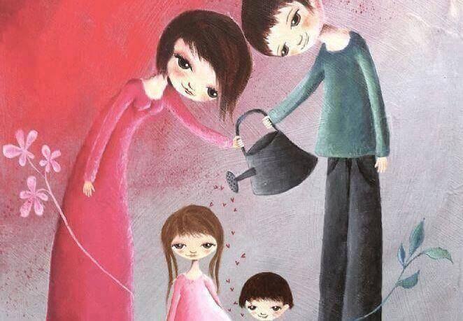 Les 15 principes de María Montessori pour éduquer des enfants heureux