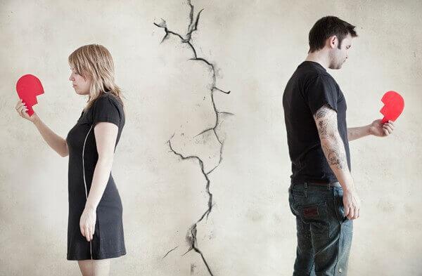 Comment réagissez-vous face à une rupture amoureuse ?