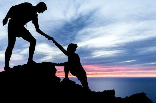 Recevoir et donner: le principe de la réciprocité