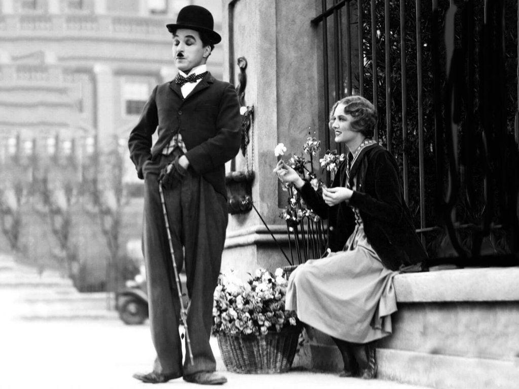 Le bonheur selon Charles Chaplin, un exemple à suivre