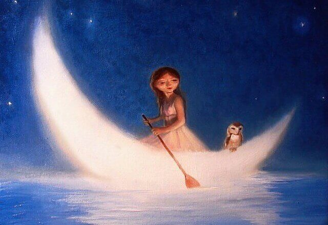 Le dernier à rêver, qu'il éteigne la Lune