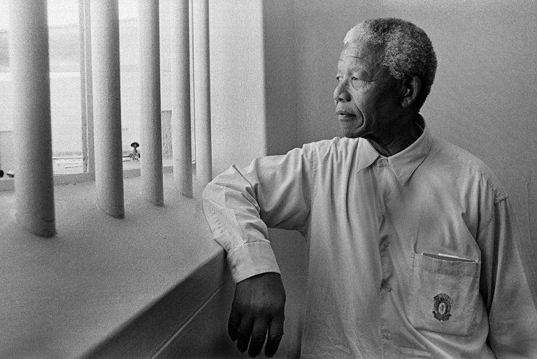 Les phrases de Nelson Mandela qui ont inspiré l'humanité