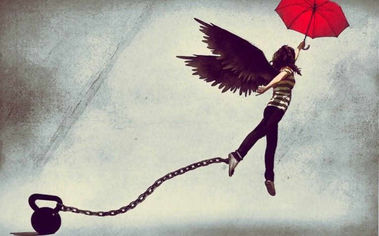 Ne me coupe pas les ailes (croissance personnelle)