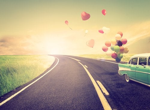 Le bonheur est fait de petites choses