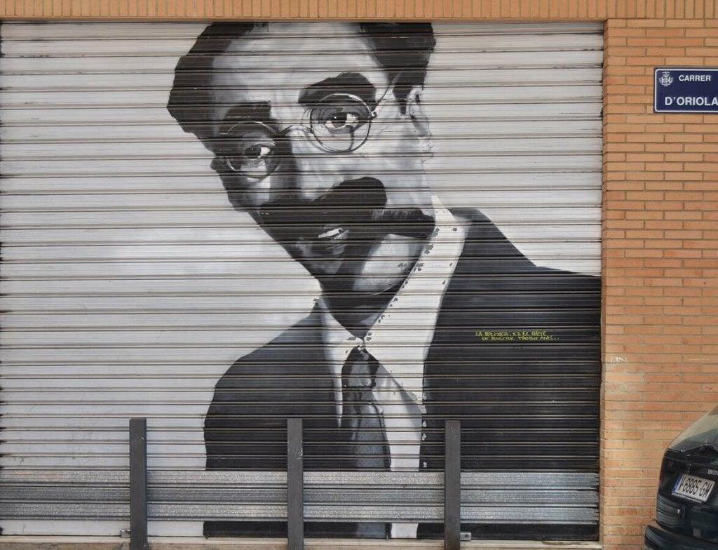 Groucho Marx et sa sagesse hilarante