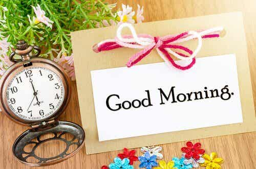 5 bonnes raisons de se lever à 6h du matin
