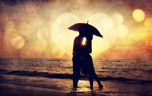Il faut être courageux et se battre en amour