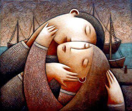 Si l'amour ne se voit pas ou ne se ressent pas, il n'existe pas