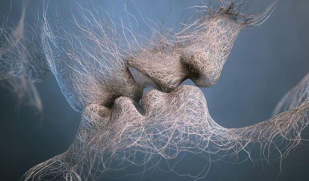 Lorsque vous tombez amoureux, n'essayez pas de l'expliquer, et laissez l'amour vous envahir