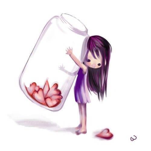 frasco-con-corazones