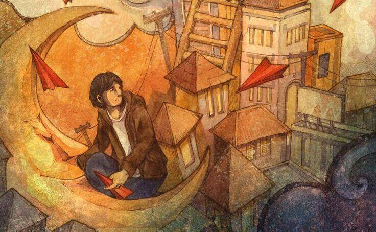 hombre-sentado-en-una-escalera