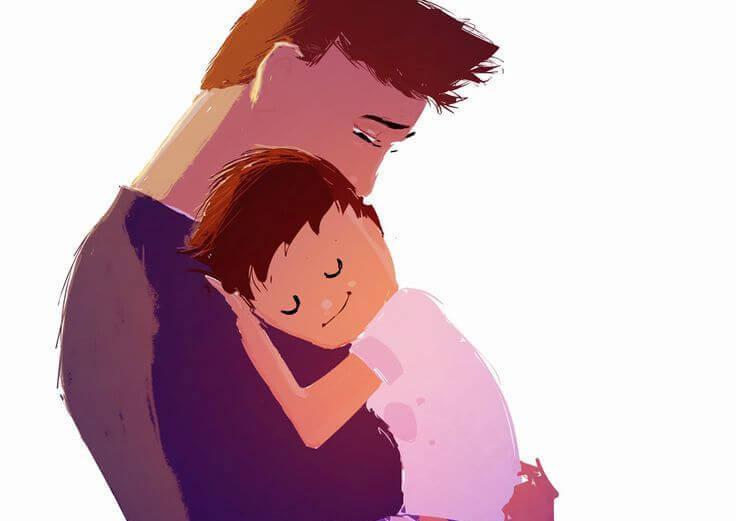 padre-abrazando-hijo