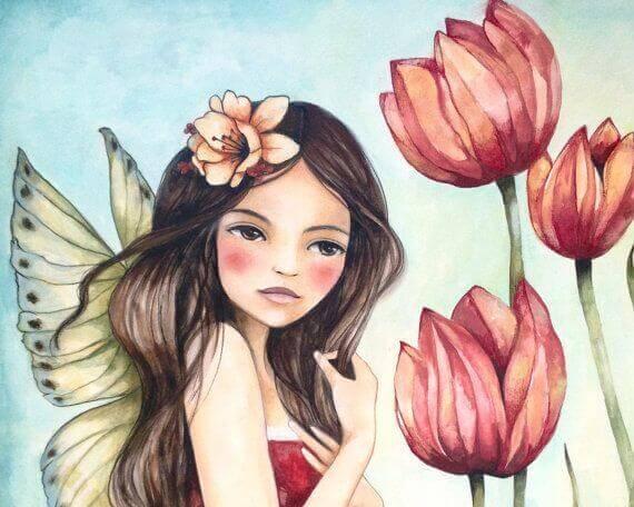 Femme-courageuse-avec-des-ailes
