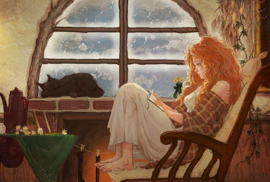 La lecture aussi donne un sens à mon existence