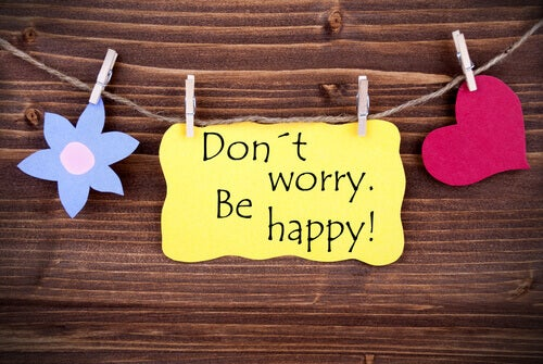 dont't worry be happy