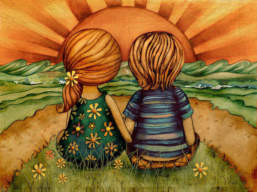 Les enfants aimés deviennent des adultes qui savent aimer à leur tour