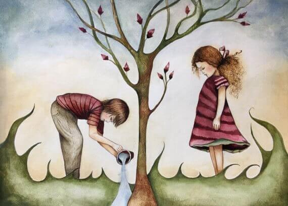 Panser les blessures provoquées par l'absence d'un père