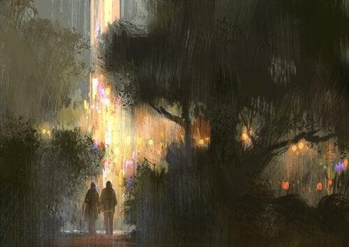 Couple-parc-orage