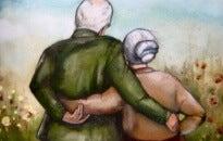 Les grands-parents qui prennent soin de leurs petits-enfants laissent une trace dans leur âme