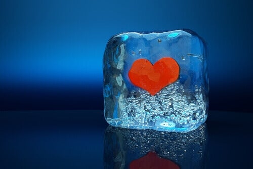 coeur congele