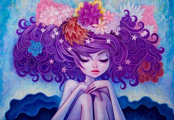 mujer-con-flores-en-la-cabeza