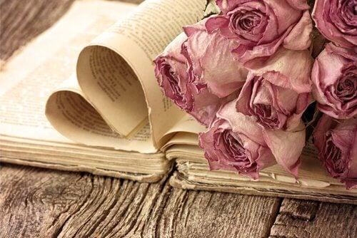 rosas-marchitas-sobre-libro-con-las-hojas-abiertas