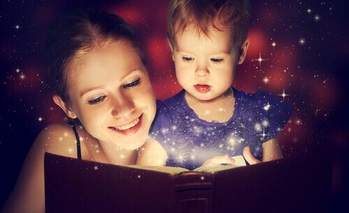 Les bienfaits des histoires pour les enfants