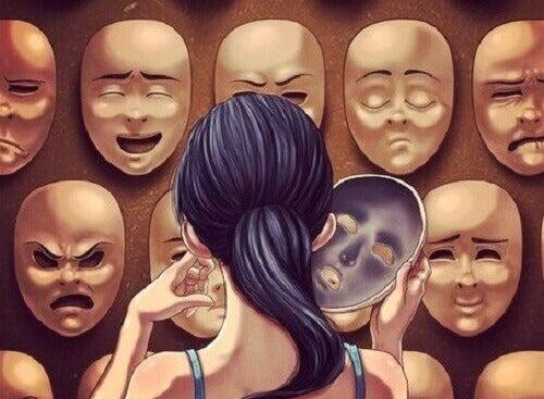 Les signes physiques du mensonge
