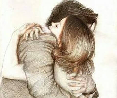 Un jour, quelqu'un vous serrera si fort dans ses bras... WOW ! Magnifique ! Abrazo-hombre-mujer-3
