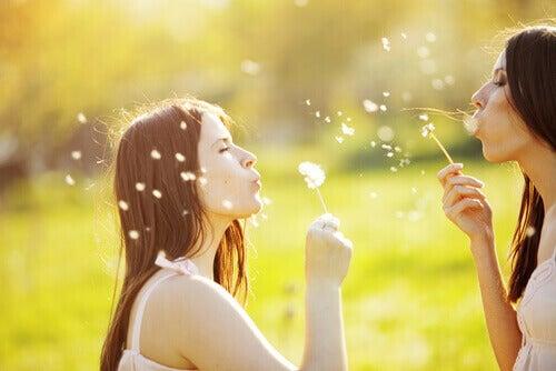 Les bons amis sont le meilleur remède de l'âme